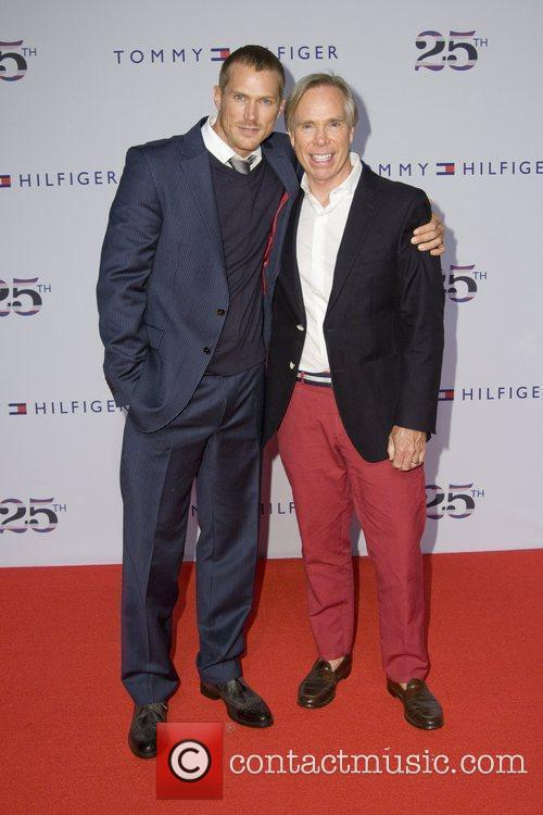 Jason Lewis, Celebration and Tommy Hilfiger 5