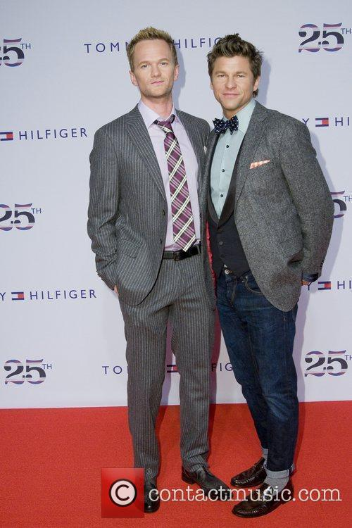 Neil Patrick Harris, Celebration, David Burtka, Tommy Hilfiger