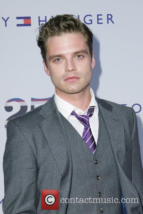 Sebastian Stan, Celebration and Tommy Hilfiger 2