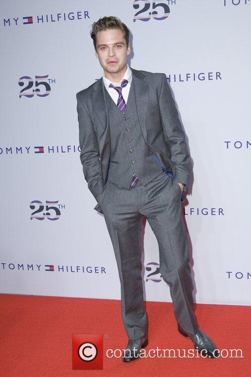 Sebastian Stan, Celebration and Tommy Hilfiger 3