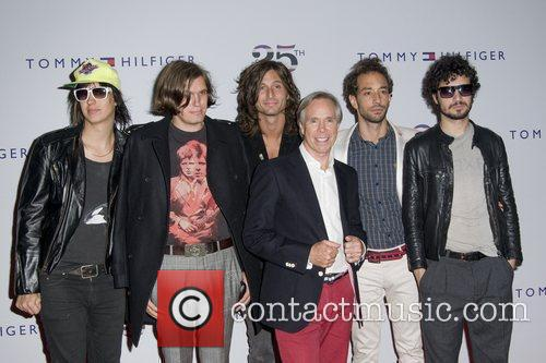 Tommy Hilfiger, Celebration and The Strokes 10