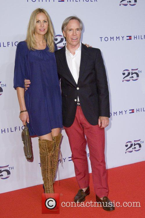 Tommy Hilfiger and Celebration 5