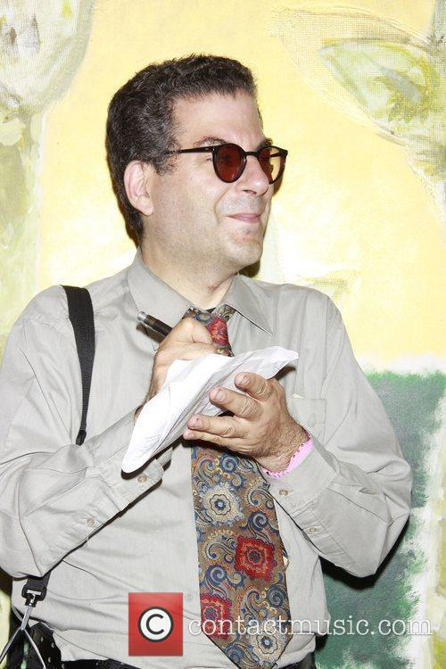 Michael Musto Opening Show of 'Longnecks' by Tommy...