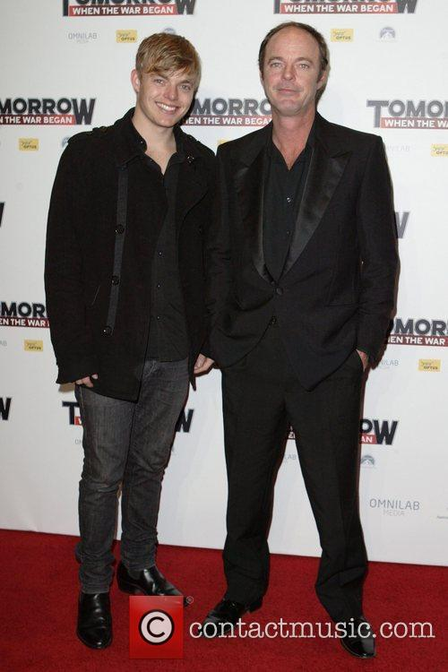 David Jones Roberts (left) and Daniel Roberts The...