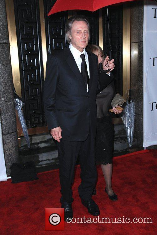 Christopher Walken  The 64th Tony Awards held...