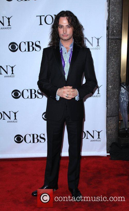 Constantine Maroulis  The 64th Tony Awards held...