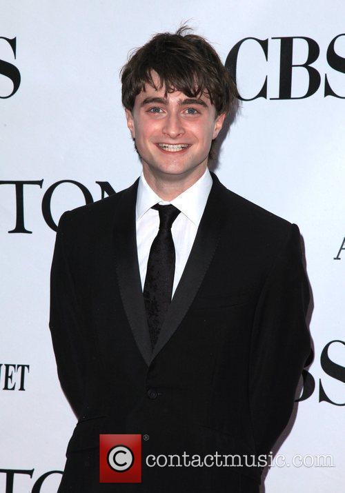 Daniel Radcliffe  The 64th Tony Awards held...