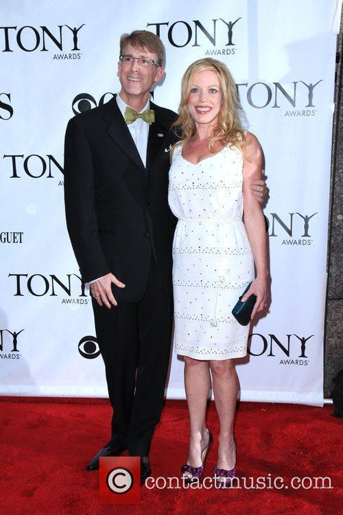 Guests The 64th Tony Awards held at the...