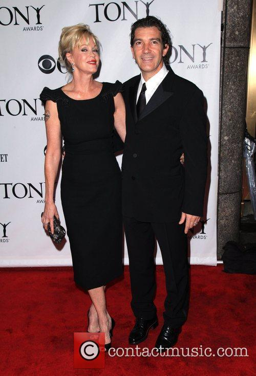 Melanie Griffith and Antonio Banderas 1