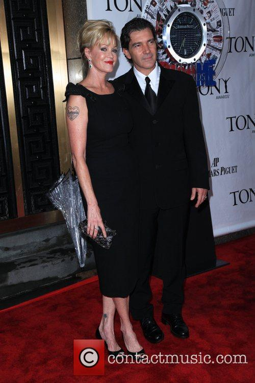 Melanie Griffith and Antonio Banderas 3