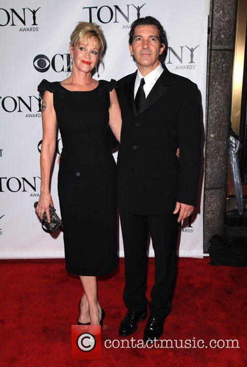 Melanie Griffith and Antonio Banderas 5