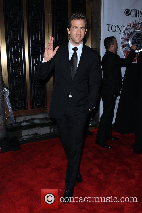 Ryan Reynolds  The 64th Tony Awards held...