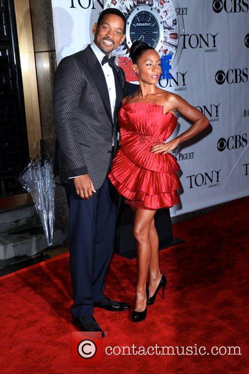 Will Smith and Jada Pinkett-smith 5