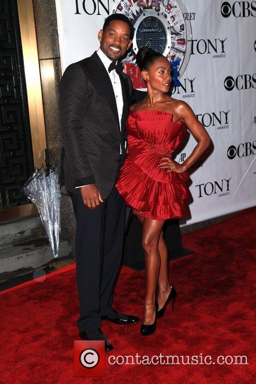 Will Smith and Jada Pinkett-smith 4