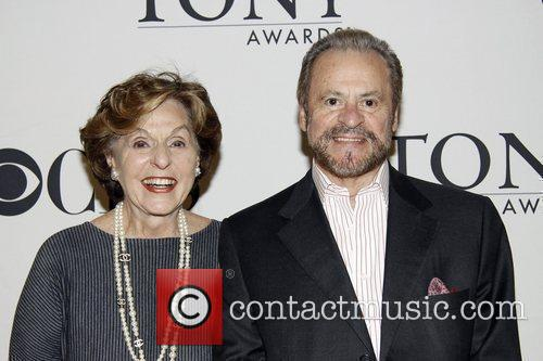 Fran Weissler and Barry Weissler 2010 Tony Awards...