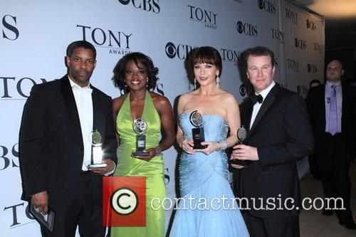 The 64th Tony Awards held at the Radio...