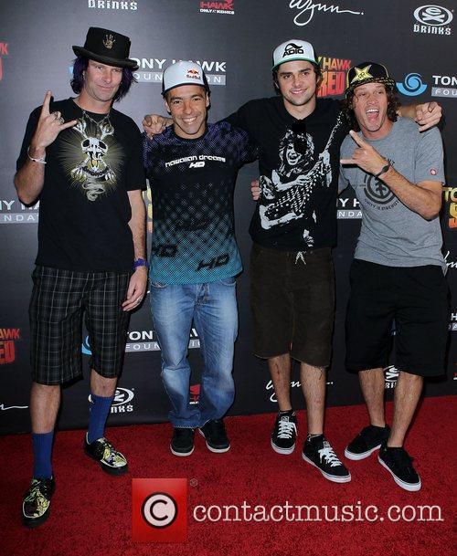 Sloan, Bucky Lasek, Las Vegas and Tony Hawk 3