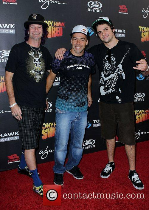 Sloan, Las Vegas and Tony Hawk 2