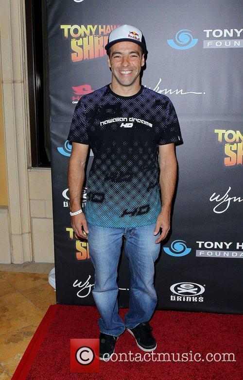 Sandro Dias  Tony Hawk: Shred presents the...