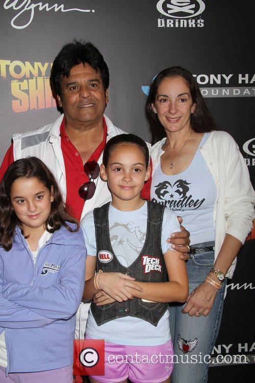 Erik Estrada, Family Tony Hawk: Shred presents the...