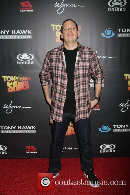 Z Trip, Las Vegas and Tony Hawk 1