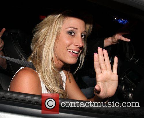 Vienna Girardi Leaving My Studio Nightclub 4