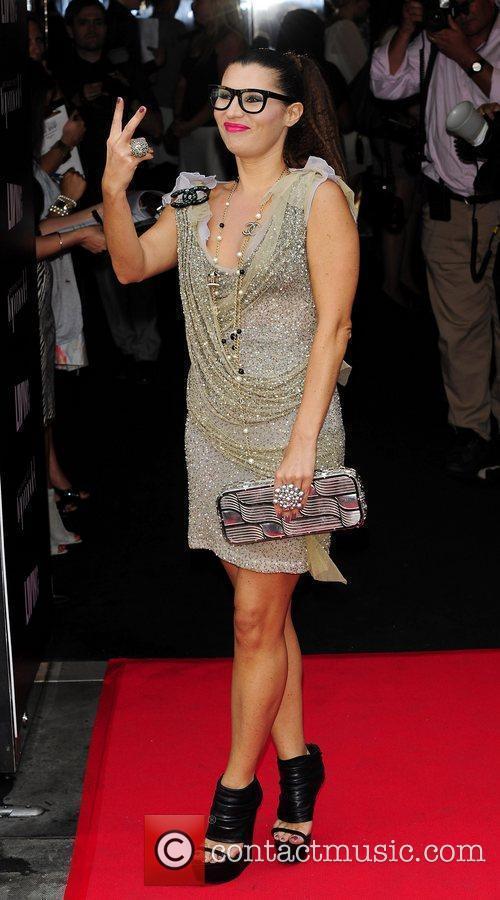 Grace Woodward  Britain's Next Top Model series...