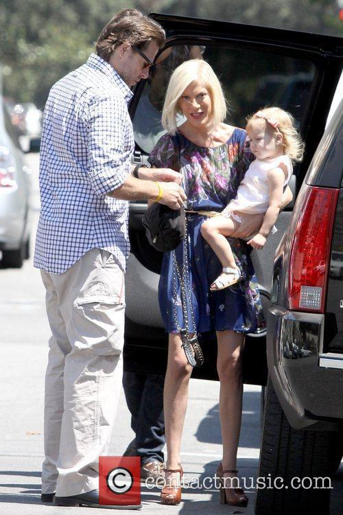 Dean Mcdermott, All Saints and Tori Spelling 2