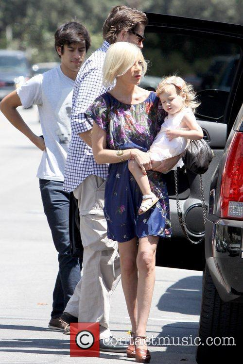 Dean Mcdermott, All Saints and Tori Spelling 1