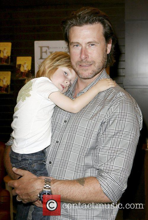 Dean Mcdermott and Son Liam Mcdermott 1