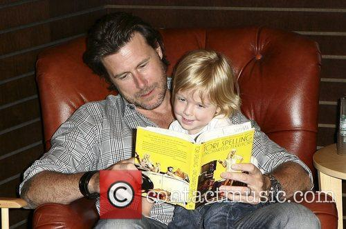 Dean Mcdermott and Son Liam Mcdermott 2