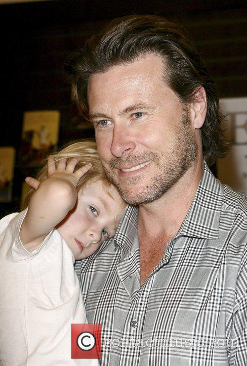 Dean Mcdermott and Son Liam Mcdermott 7