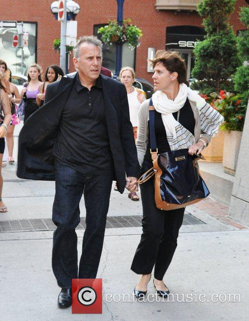 Paul Reiser out and about in Toronto Toronto,...