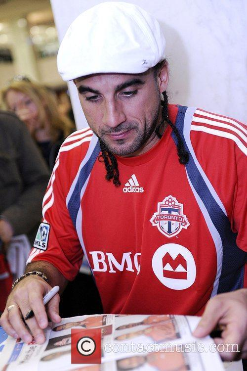 MLS Toronto FC season launch at the BMO...