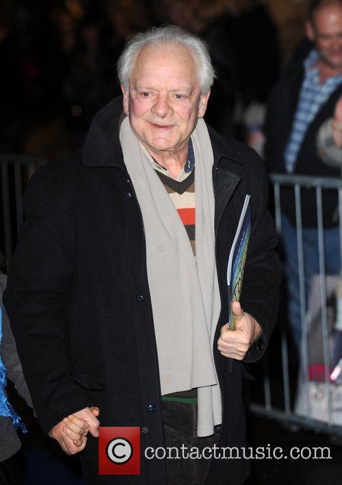 Sir David Jason and Albert Hall 1