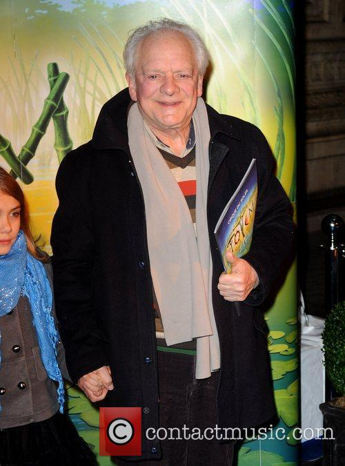 Sir David Jason and Albert Hall 2