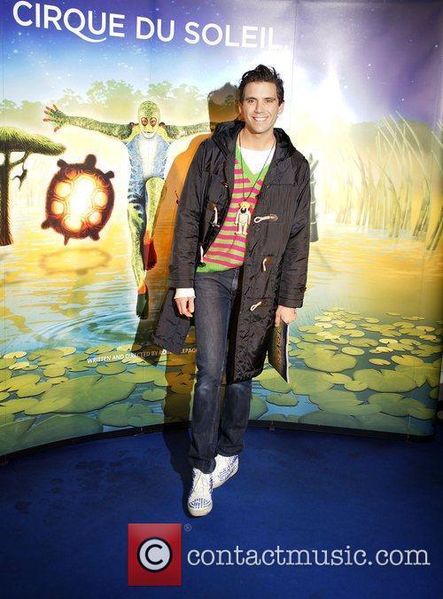 Cirque du Soleil UK Premiere of 'Totem' at...