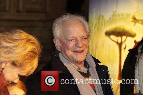 Sir David Jason and Albert Hall 4