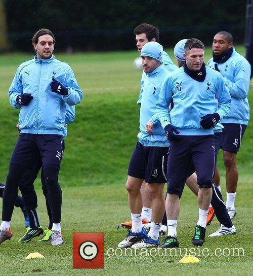 Jonathan Woodgate, Gareth Bale, Rafael Van Der Vaart,...