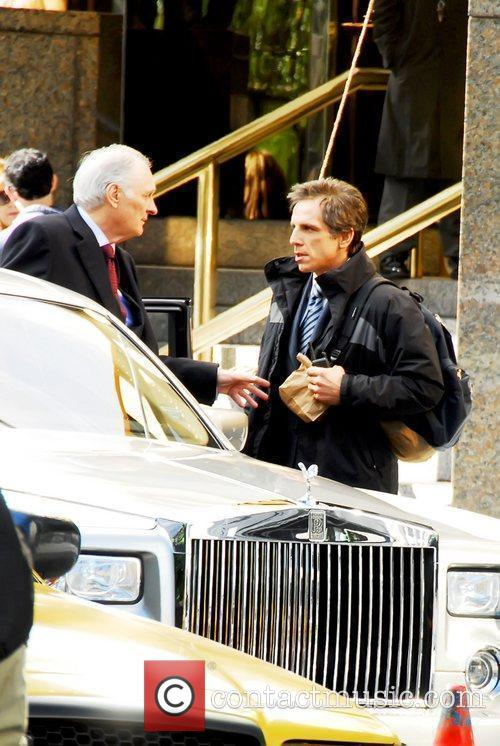 Alan Alda and Ben Stiller 2