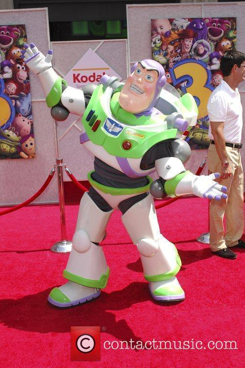 Buzz Lightyear and Walt Disney 2