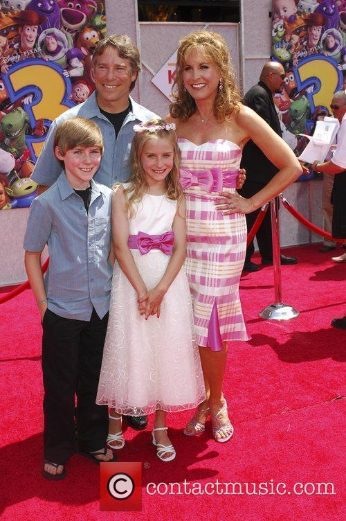 Jodi Benson and Walt Disney
