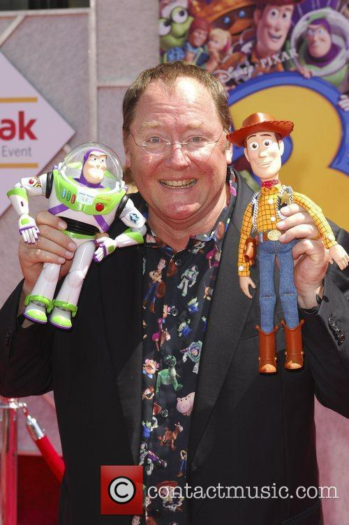 John Lasseter and Walt Disney 2