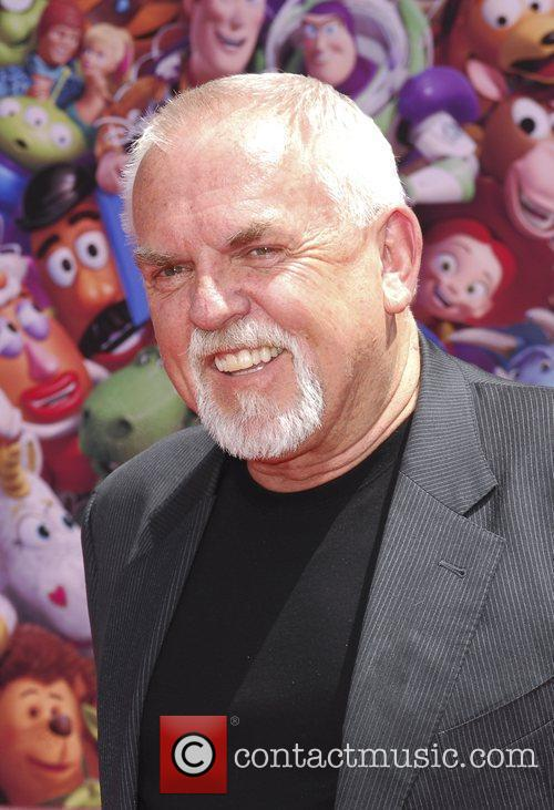 John Ratzenberger and Walt Disney 2