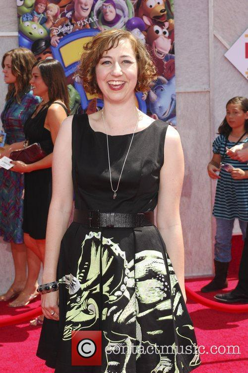 Kristen Schaal and Walt Disney 2