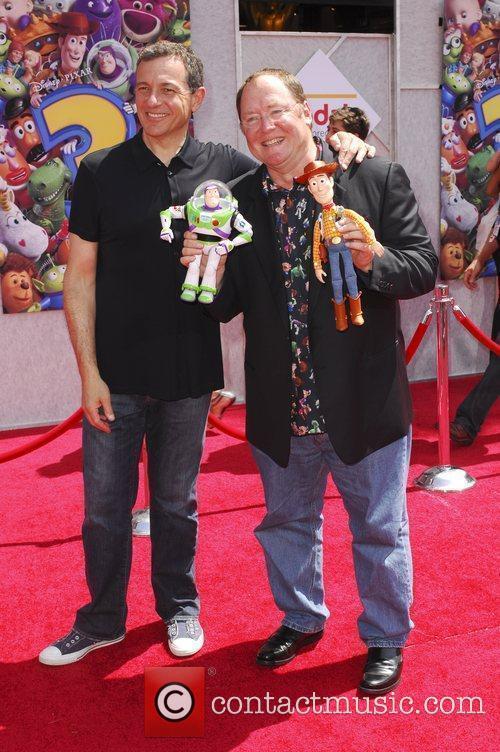 Robert A. Ige and Walt Disney 2