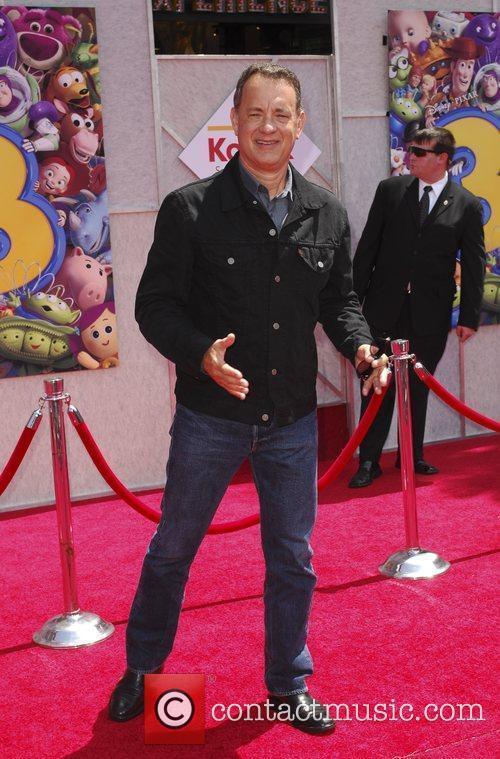 Tom Hanks and Walt Disney 2