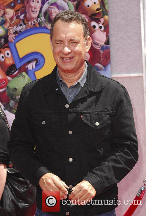 Tom Hanks and Walt Disney 3