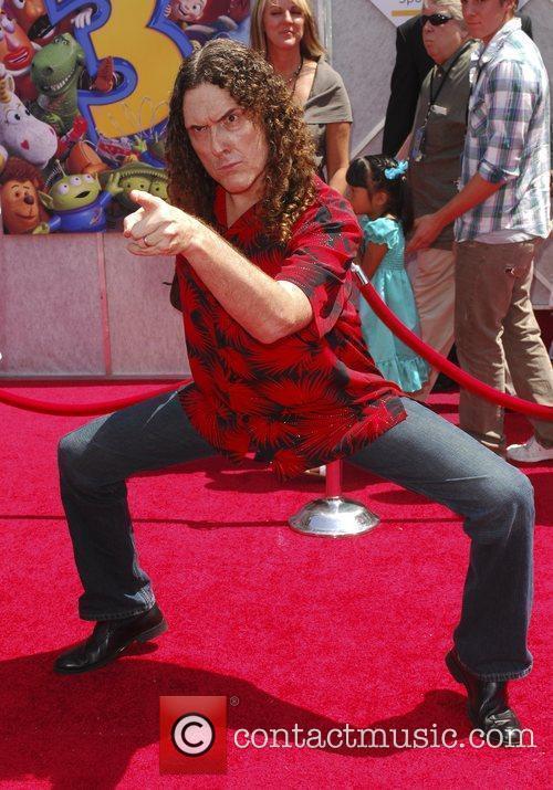 Weird Al Yankovic and Walt Disney 4
