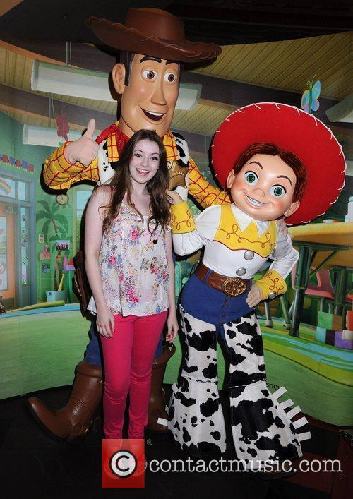 'Toy Story 3' premiere at the Dundrum Town...